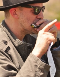 Brad Wheeler – Harmonica Workshop and Parade