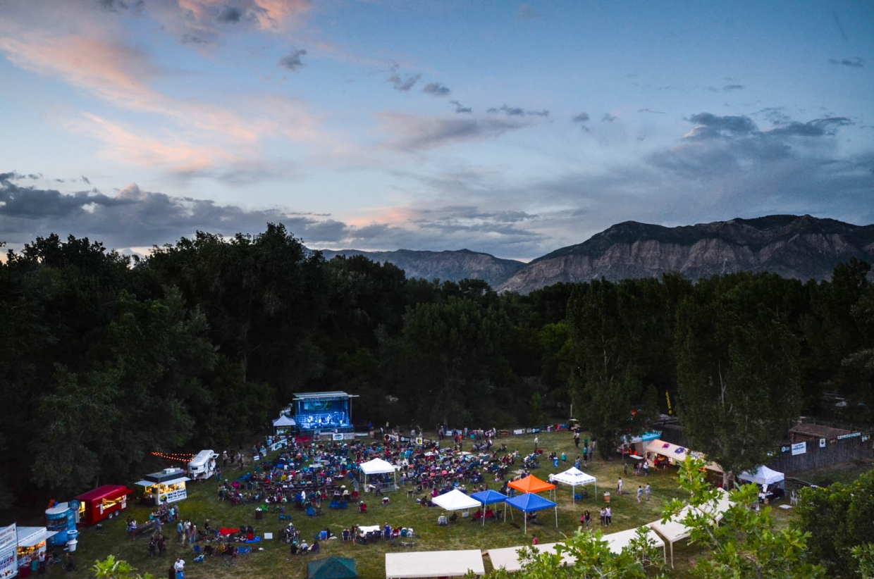 Ogden Music Festival - May 31st - June 2nd 2019