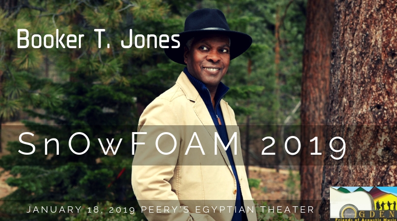 SnOwFOAM with Booker T. Jones